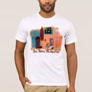 Boots Requiered T-Shirt