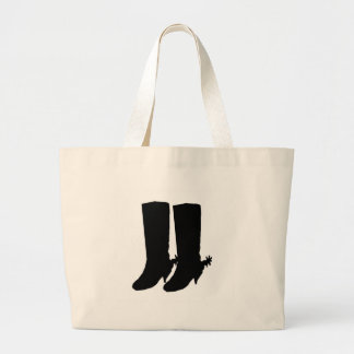 BOOTS - SPURS CANVAS BAGS