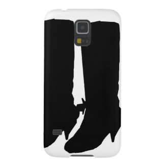 BOOTS - SPURS GALAXY S5 COVERS