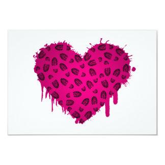 bootstomp heart card