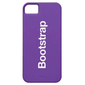 Bootstrap CSS iPhone Case