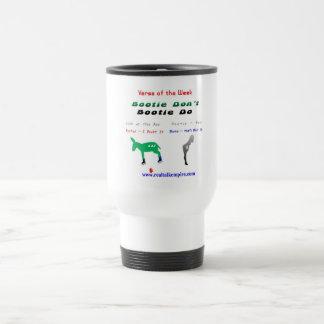 booty don't - big sip 15 oz stainless steel travel mug