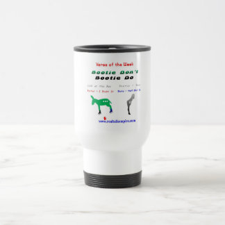 booty don't - big sip travel mug