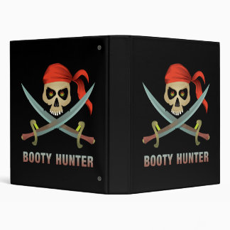 Booty Hunter Binder