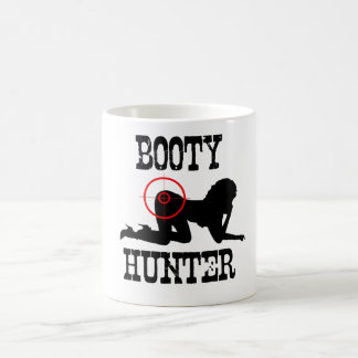 Booty Hunter. Coffee Mug