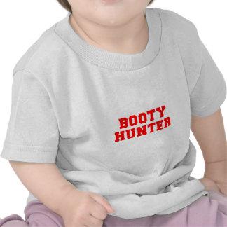BOOTY-HUNTER-fresh-red.png Tee Shirt