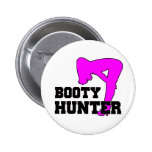 Booty Hunter Pinback Buttons