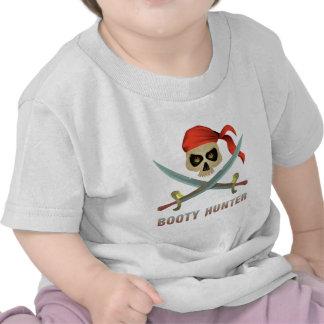 Booty Hunter Tee Shirts