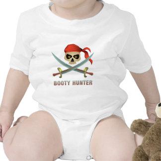 Booty Hunter T-shirts