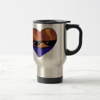 Booty Shades 15 Oz Stainless Steel Travel Mug