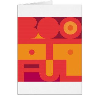 Bootyful Card