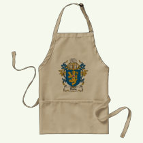 Booy Family Crest Apron