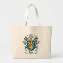 Booy Family Crest Bag