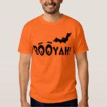 BOOYAH! Batty Halloween T Shirt