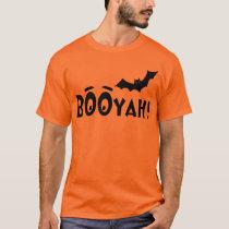 BOOYAH! Batty Halloween T-Shirt