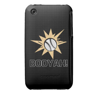 BOOYAH iPhone 3 Case-Mate CASE