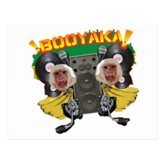booyaka postcards