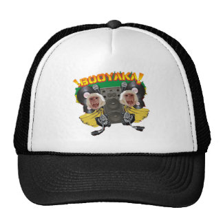 booyaka trucker hat