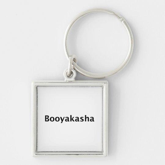 Booyakasha Keychain