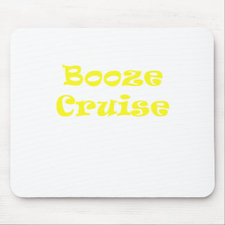 Booze Cruise Mouse Pad