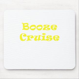 Booze Cruise Mouse Pad