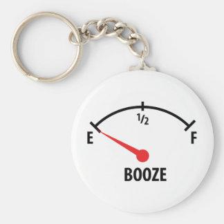booze display icon basic round button keychain