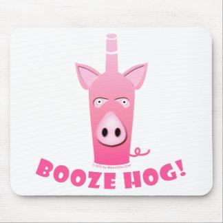 Booze Hog Mousepad