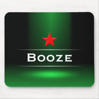 Booze Mouse Pad
