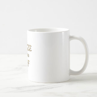 Booze My New BFF Coffee Mug