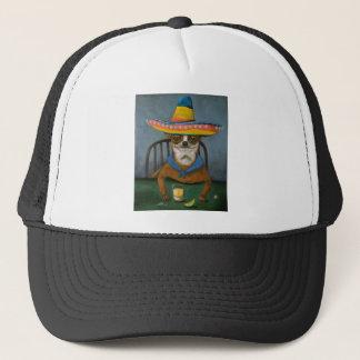 Boozer 2 trucker hat