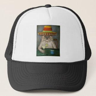 Boozer 3 trucker hat