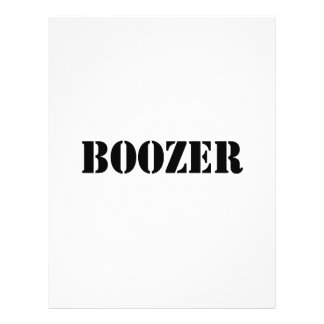Boozer Black Flyer