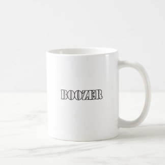 Boozer Coffee Mug