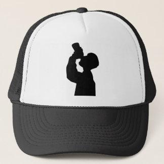 boozer icon trucker hat