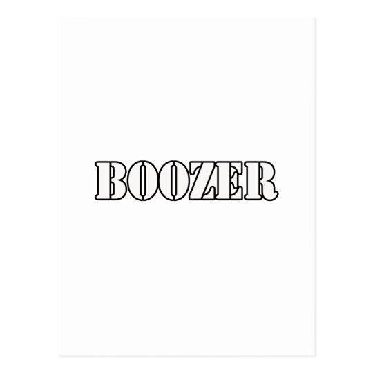 Boozer Postcard