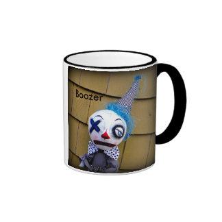 Boozer the Clown Art Doll Mug