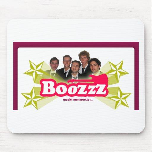 ¡Boozzz! Mousepad