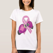 BOP CANCER- Breast Cancer Tshirt