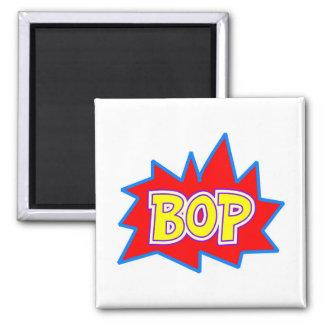 Bop Refrigerator Magnets