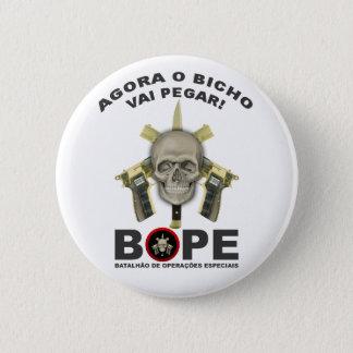 BOPE - Brazilian Police Button