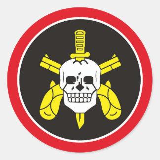 BOPE Tropa De Elite Brazilian Special Police Force Sticker