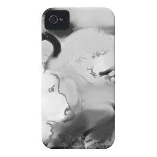 bopeepsheepb&w iPhone 4 Case-Mate case
