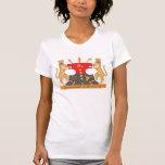Bophuthatswana Coat of Arms Tshirts