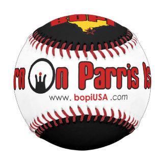 BOPI Logo Baseball