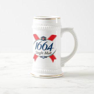 boque de bière en céramique1664 Single Malte Coffee Mugs