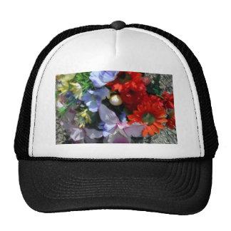 Boquet colorido gorra