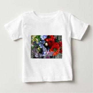 Boquet colorido t-shirt