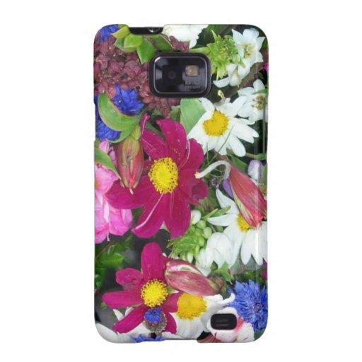 Boquet of Beauty Samsung Galaxy Case