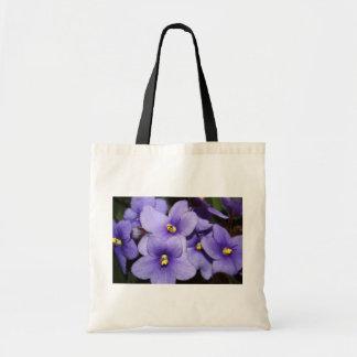 Boquet violeta bolsas