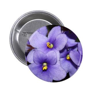 Boquet violeta pin